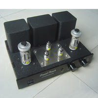 ประมูล Integrated แอมป์หลอด Single Ended Class A  13 watts + 13 watts Sweet Peach