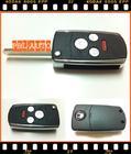กรอบรีโมทฮอนด้ากุญแจพับ 3 ปุ่ม honda flip key (ล๊อค/ปลดล๊อค/เปิดท้าย) Accord flip key
