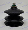 PC-60-N-1/8 (Bellows Suction Cup Dia 60mm. w/ fitting thread 1/8