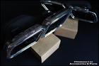 Genuine C63 AMG Black Series Exhaust Tips