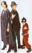 สัมภาษณ์ คาเมะนาชิ คาซึยะ, แอน และซูซูกิ ฟุคุ จากละคร Youkai Ningen Bem [Only Star 2011.10.03]