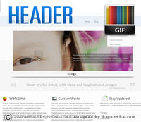 Header gif