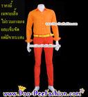 เสื้อผู้ชายสีสด เชิ้ตผู้ชายสีสด ชุดแหยม เสื้อแบบแหยม ชุดพี่คล้าว ชุดย้อนยุคผู้ชาย เสื้อสีสดผู้ชาย เชิ้ตสีสด (ไซส์ M:รอบอก 38) (SM) (ดูไซส์ส่วนอื่น คลิ๊กค่ะ)