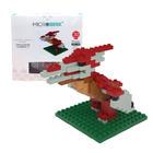 3D Microbrik - Dinosaur 3มิติ ไมโครบริค - ไดโนเสาร์ Pteranodon