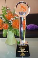 คูโบต้าเพชรบูรณ์ ได้รับรางวัล ศูนย์บริการยอดเยี่ยม ระดับ 5 ดาว