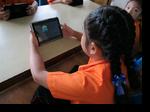 กิจกรรมการเสริมความรู้ด้วย Tablet