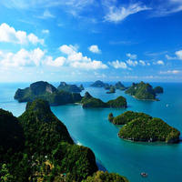 อุทยานแห่งชาติหมู่เกาะอ่างทอง โดยสปีดโบ้ท