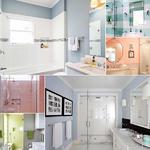 แบบห้องน้ำสีพาสเทล ไอเดียแต่งห้องน้ำสวย ๆ หลากสไตล์
