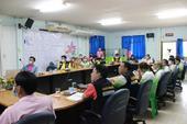 ประชุมติดตามประเมินผลการดำเนินงานการคัดแยกขยะที่ต้นทาง ชุดที่ 3
