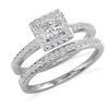 แหวนหมั้น แหวนแต่งงาน