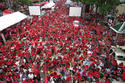 รำลึกวันสังหารคนเสื้อแดงวันที่ 19 พฤษภาคม 2556 ที่ราชประสงค์
