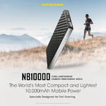 Power Bank Nitecore NB10000 Quick-Charge