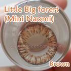 Little/Mini Bigforest(Naomi) brown ขนาด 14 (คลิกเพื่อดูรีวิว)
