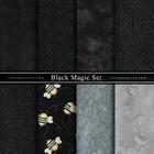 ผ้าคอตตอนนอกจัดเซ็ท Black Magic Set (8ชิ้น)