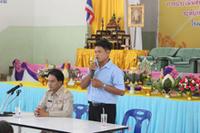 ประชุมผู้ปกครองนักเรียน โดยคณะกรรมการสถานศึกษาขั้นพื้นฐาน(SBMLD)