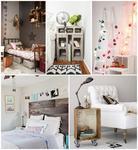 แต่งห้องนอนแบบประหยัด ทำได้ง่าย ๆ ด้วยการใช้จินตนาการบวกเข้ากับของหาง่ายใกล้ ๆ ตัว