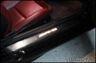 R172 AMG illuminated Door Sills [แบบมีไฟ]