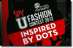 Spy U Fashion Contest 2012