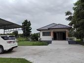 ผลงานสร้างบ้านอยู่อาศัย บ้านไร่ชัยบาดาล ต.ชัยบาดาล อ.ชัยบาดาล จ.ลพบุรี