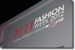 Elle Fashion Week A/W 2012