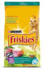 Friskies สูตรแมวโต รสปลาทูน่าและปลาซาร์ดีน 7 กิโลกรัม