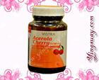 Acerola Cherry 100 tablet 100เม็ด อะเซโรลาเชอร์รี่ วิตามินซี 1000มิลลิกรัม วิตามินซีธรรมชาติ