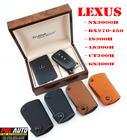 ซองกุญแจรีโมตหนังแท้ Lexus ทุกรุ่น NX,RX,CT,GS และอื่นๆ ซองหนังกุญแจ Lexus, รีโมตกุญแจ Lexus