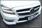 W218 BRABUS Carbon Kevlar Front Lip