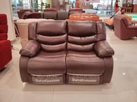 ประมูลเก้าอี้โฮมเธียเตอร์สองที่นั่ง หนังแท้อิตาลี่ทั้งตัว