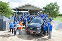 ฟอร์ดนำอาสาสมัครฟอร์ดแสดงพลังจิตอาสาในกิจกรรม  Ford Global Caring Month ตลอดเดือนกันยายนที่จังหวัดระยอง