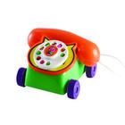 Phone Car (Cat) โทรศัพท์-หมีแมว(มีล้อ)