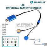 สายชาร์จ Olight UC Magnetic USB Charger