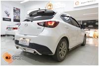 New Mazda2 5Dr เปลี่ยนจอตรงรุ่น + ชุดเครื่องเสียง Hi-power