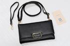 F559-7-สีดำ-ราคาส่ง160ปลีก250บาท-กระเป๋าสตางค์พร้อมสะพายใส่Bookbankได้-Forever-young-แท้