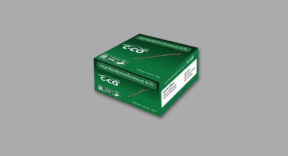 งานออกแบบ Packaging C-Co 1