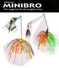 เหยื่อ  SPINNER  BAIT  MINIBO