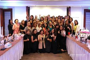 Tiny Make Up Exclusive Workshop @Chiangmai