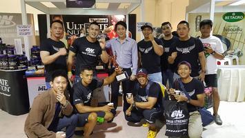 ไอเอสเอ็น ประเทศไทย ร่วมเป็นผู้สนับสนุนหลัก การแข่งขันหนุ่มกายงาม สาวกล้ามสวย 2015