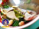 ปลาทูต้มมะนาว สูตรสินธุสมุทร