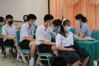 ตรวจสุขภาพประจำปีการศึกษา 2563