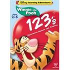 DVD Winnie the Pooh 1 2 3 #WN05#