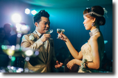 Wedding Gatsby Theme