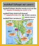 ตัวแทนนำเข้าส่งออกและขนส่งสินค้า ขนส่งไปกัมพูชา ขนส่งไปพม่า ชิปปิ้ง