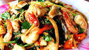 NO. SF31 ผัดฉ่าทะเล (Stir fried Spicy with seafood thai herb)