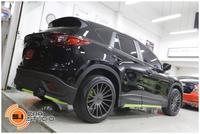 Mazda Cx5 อัพเกรดระบบเสียงโดยใช้วิทยุเดิม เน้นของน้อยชิ้นแต่คุณภาพสูง