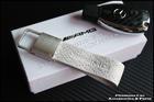 พวงกุญแจ AMG สีขาวของแท้
