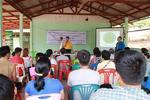 เปิดงานฝึกอบรมเชิงปฏิบัติการเกษตรกรผู้ใช้น้ำชลประทาน ประจำปีงบประมาณ 2562