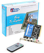 TV TUNER CARD EASY (TV+FM)