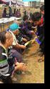 โครงการรดน้ำดำหัวผู้สูงอายุ(กั่นตอชนเผ่าลาหู่) ปี 2558