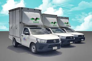 เปิดรับสมัครรถร่วมขนส่งสินค้าของบริษัท โฮมโปรฯ